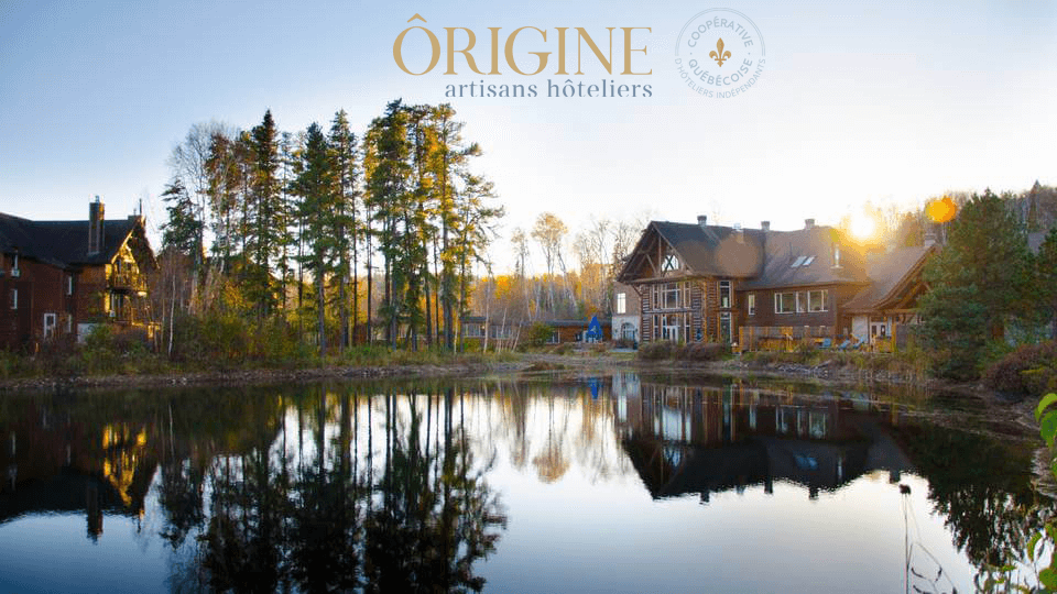 origine hotels quebec